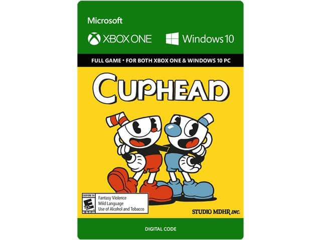 Cuphead 14.99 newegg $14.99 and much much more