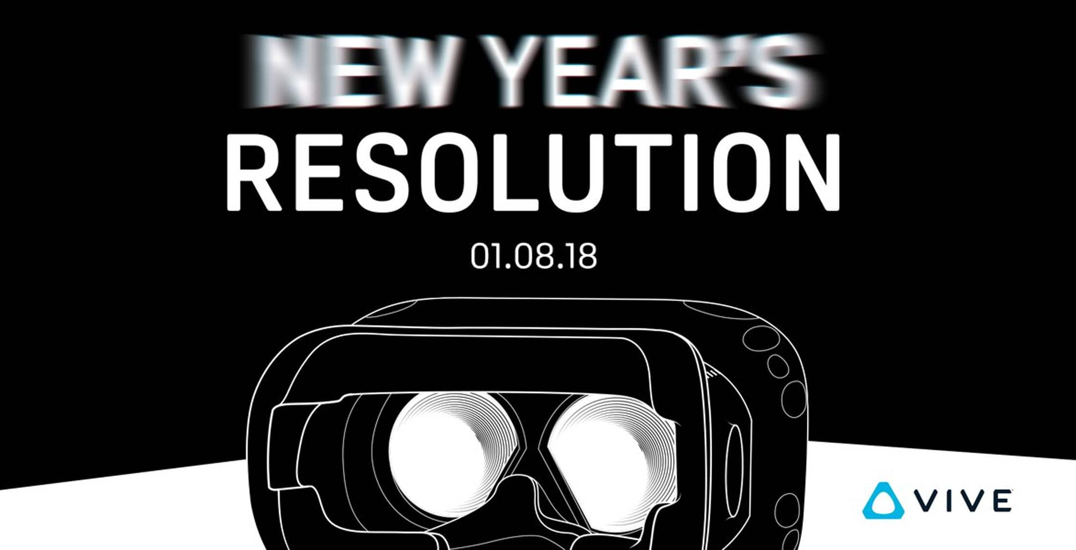 CES 2018 New Vive VR model coming with better screen resolution, expect huge price drop on current VIVE VR to $349-399