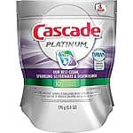 Cascade Platinum ActionPacs 10 Count $2.09 - Staples 5X UR Points + 10% CB Discover Deal or 2X UR Points or 4X SW Points (Store Pickup)