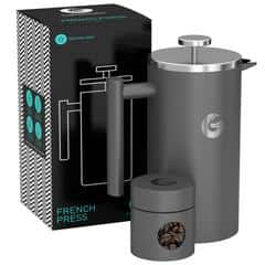 Coffee Gator last chance flash sale! 45% off items French Press from $27.17 deals as low as $10.12