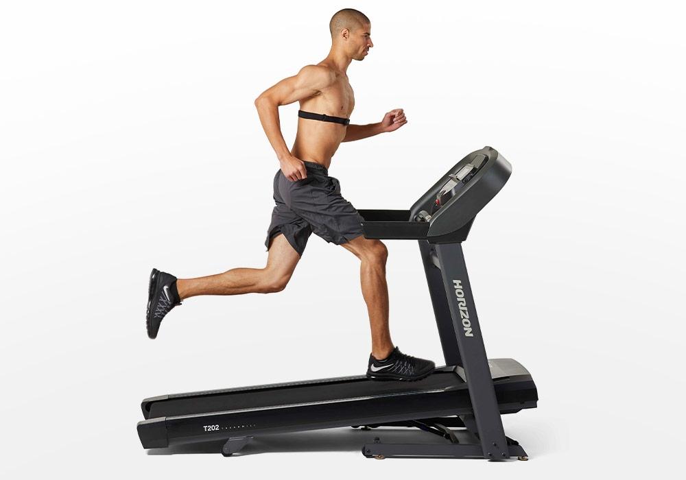 Horizon Fitness T202 Treadmill - $759 (Horizon Fitness)
