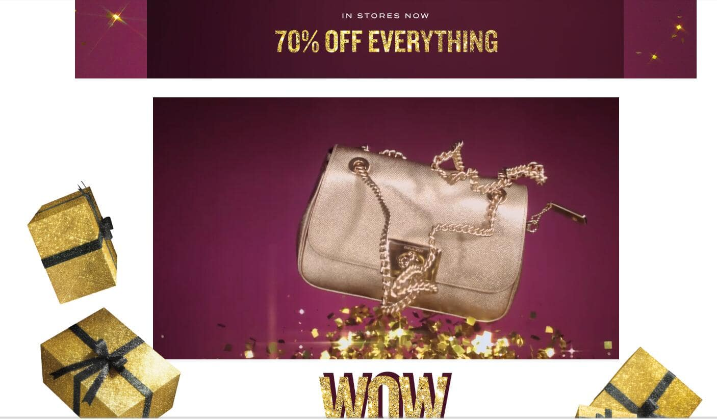 November 19 Coach Outlet Is Having The Black Friday S Event 70 Off Everything See Deal
