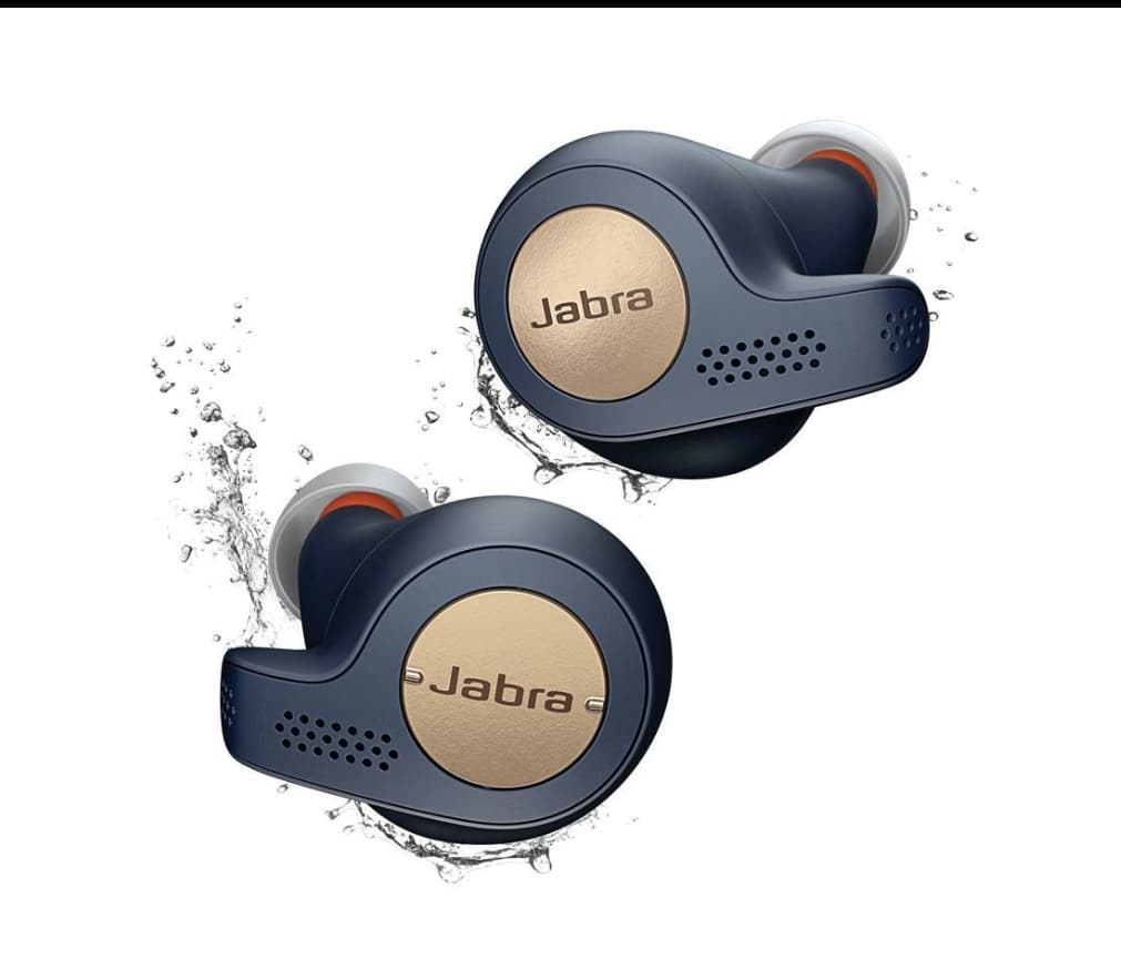 Jabra Elite Active 65t Copper Blue True Wireless Sport Earbuds $49.99
