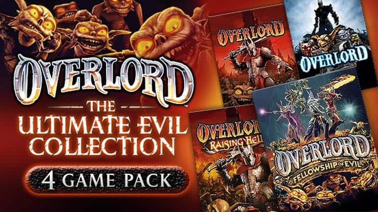 Overlord: Ultimate Evil Collection (PC/Steam Digital Download) $0.55