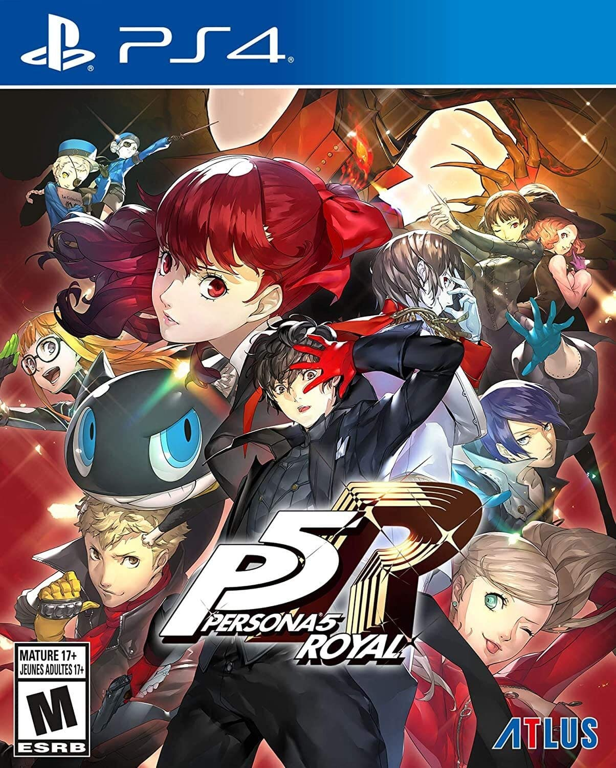 Persona®5 Royal Deluxe Edition (PS4 Digital Download) $31.49