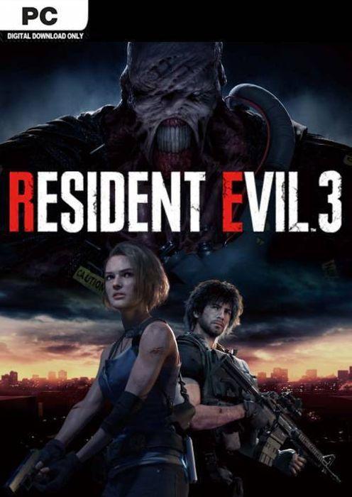 Resident Evil 3 (PC Digital Download) @ CDKeys $26.09