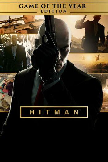 Hitman (GOTY) Steam Key GLOBAL (Digital Download) - Use Code [ HITMANBABY1MORETIME ] $8.19
