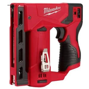 "Milwaukee M12 3/8"" Crown Stapler $86.92 after coupon code Acmetools.com"
