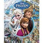 Amazon: Look and Find Disney Frozen (Hardcover) for $4.43 + FSSS on orders $35+