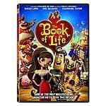 The Book of Life (DVD) for $2.99 at Amazon (free shipping for Prime members) or Bestbuy (free store pickup)
