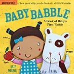Amazon: Indestructibles: Baby Babble (Paperback) for $2.97 (Reg: $5.95) + FSSS over $35 order
