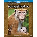 Amazon: Disneynature: Monkey Kingdom 2-Disc Blu-ray Combo Pack $24.96 (reg. $39.99) available to Pre-order + FSSS on $35+