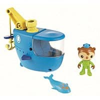 Amazon Deal: Fisher-Price Octonauts Gup C Playset for $5.04 / Claw and Drill GUP-D Playset for $4.77 (Add-on item) + Free Shipping over $35 + Amazon
