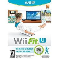 Kmart Deal: Nintendo Wii Fit U with Fit Meter for Nintendo Wii U (balance board not included)  for $19.99 + Free Store Pickup at Kmart