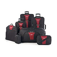 Macys Deal: Travel Select Creekside 7 Piece Spinner Luggage Set for $93.49 + Free Shipping at Macys