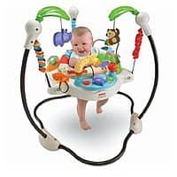 Amazon Deal: Amazon: Highly Rated Fisher-Price Luv U Zoo Jumperoo $60.34 Shipped (Prime Members only)