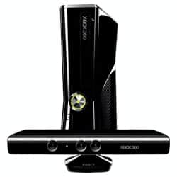 Microsoft Xbox 360 S 250GB Kinect Bundle Console Pre-Owned for $99.99 at Cowboom. Shipping is $5