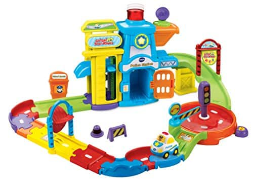 Amazon: VTech Go! Go! Smart Wheels Police Station Play Set Only $15.49 w/free shipping on $35+ order