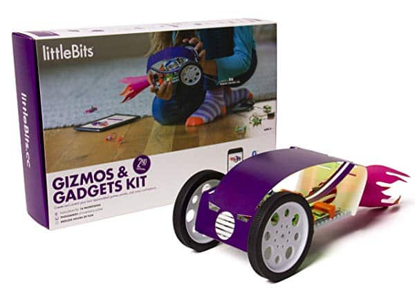 LittleBits Gizmos & Gadgets Kit, 2nd Edition For $79.99 @ Amazon