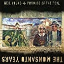 Neil Young + Pronise of the Real - The Monsanto Years - 2LP - $12.95 w/Prime at Amazon