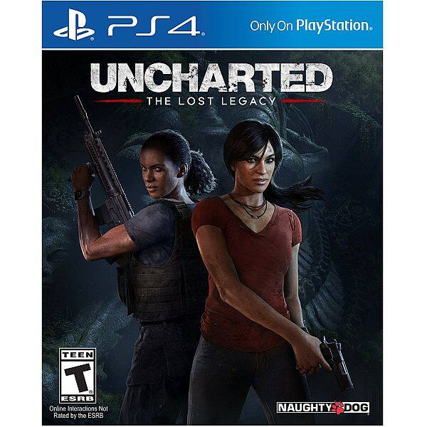 Uncharted: The Lost Legacy @ AMAZON for 19.99$