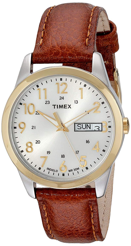 Timex Men's South Street Sport Watch (T2N105) $9