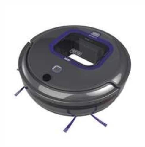 BLACK+DECKER PET Lithium Robotic Vacuum with SMARTECH, HRV420BP07 [BrickSeek] $89
