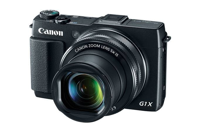 Canon G1X Mark 2 Refurbished $480 (Free shipping)