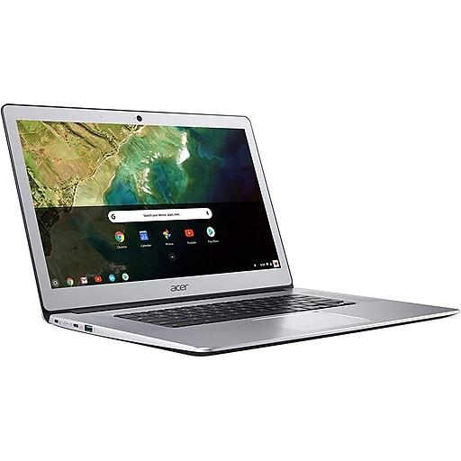 "Acer Refurbished Chromebook 15 CB515-1HT-C2AE 15.6"" Refurbished Chromebook, Intel Celeron N3350 A/C YMMV $149.99"