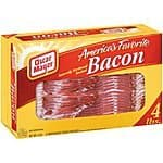 4 lbs. Oscar Mayer Bacon at Sam's Club, $10.62