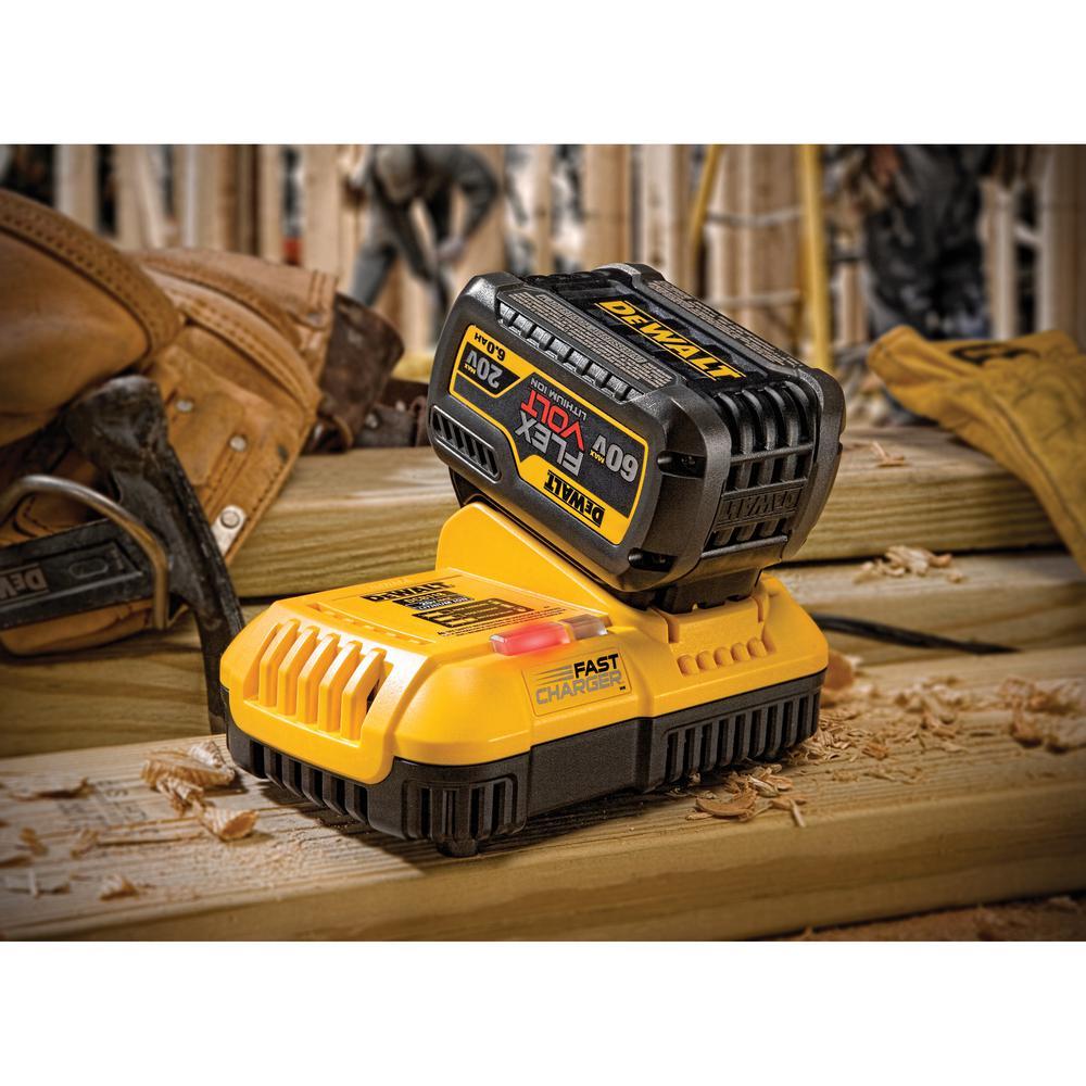 DEWALT FLEXVOLT 20V/60V MAX 9.0Ah Battery Pack with Fast Charger $149