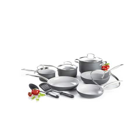 Walmart: GreenLife Ceramic Non-Stick 12 Piece Cookware Set $50.99 + FS