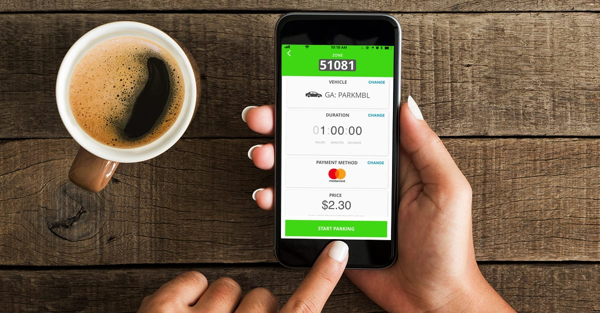 Ymmv: ParkMobile Earn a $5 Starbucks Gift Card When You Add a New Mastercard & Use It to Park