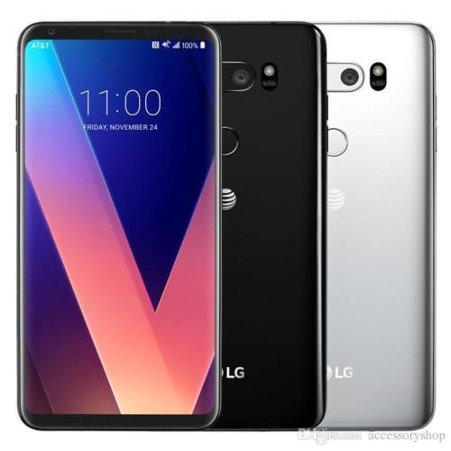 LG V30 H931 64GB 4G LTE (Unlocked) GSM Smartphone 1-Year Warranty $250