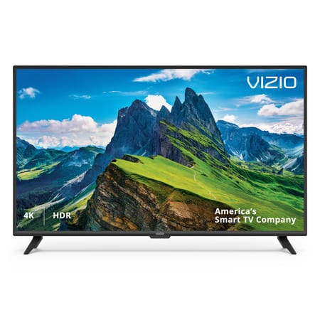 "VIZIO 55"" Class 4K Ultra HD (2160P) HDR Smart LED TV (D55x-G1) $379"