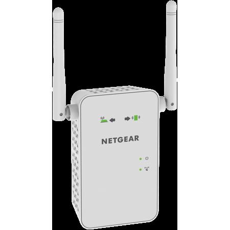 NETGEAR Certified Refurbished EX6100-100NAR AC750 WiFi Range Extender with Gigabit Ethernet $19.99