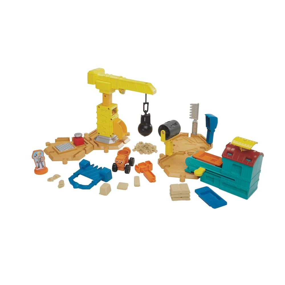 Fisher-Price Bob the Builder Mash & Mold Construction Site $15.96