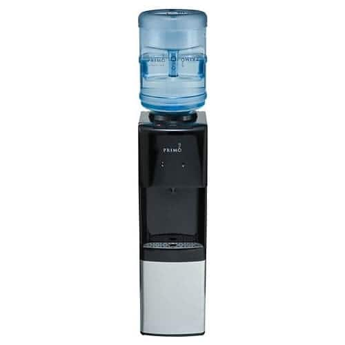 Primo Stainless Steel 3 Spout Top Load Hot, Cold and Cool Water Cooler Dispenser (Stainless Steel) $95