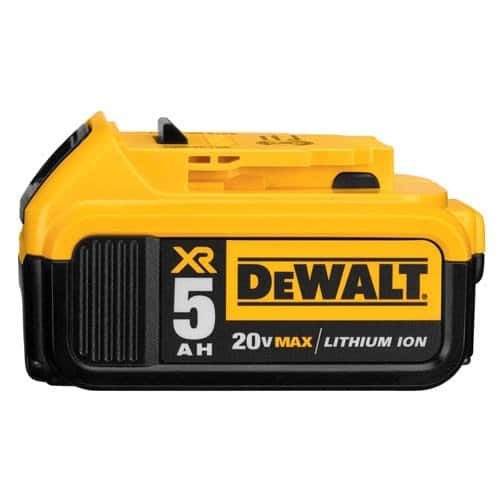 DEWALT DCB205 20V MAX XR 5.0Ah Lithium Ion Battery-Pack $73.99