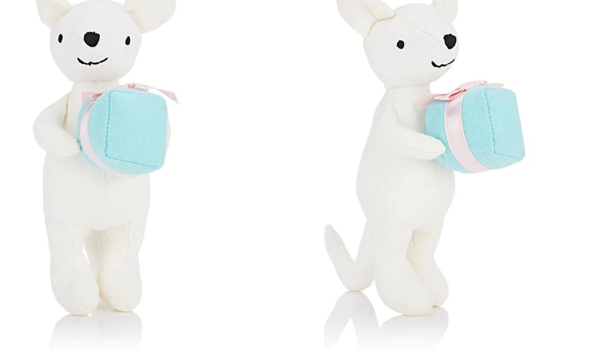 Barneys New York Good Little Citizens Polar Bear $5.25 Mini Messenger Mouse Plush Toy $3.30