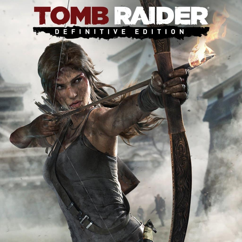 Tomb Raider Definitive Edition PS4 Download for $5.00