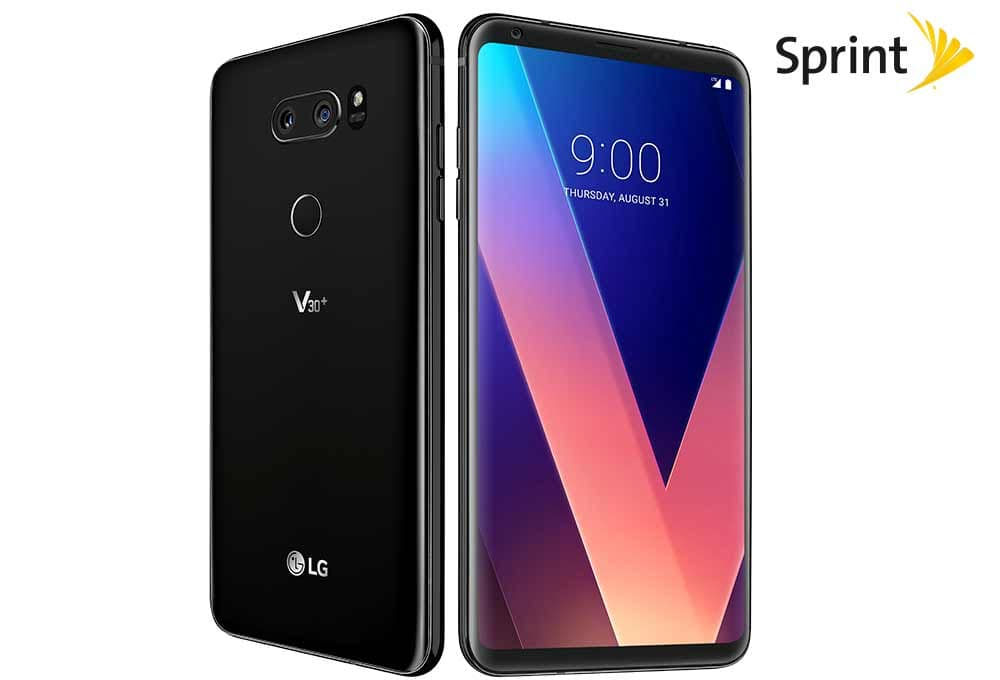 LG V30+ for $20 a month for 18 months.  With Final payoff - total $684