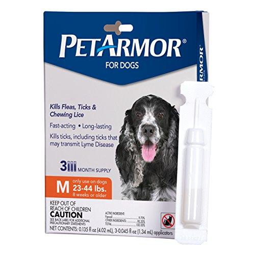 PetArmor Flea & Tick Treatment for Dogs (44-Pound) $6.96