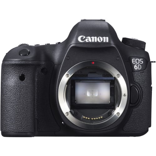 Canon EOS 6D DSLR Camera (Body Only) $999