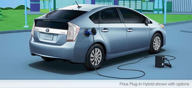 2014 Prius Plug In, $4000 Rebate in NorCA + $1500 CA Rebate + 2500 Fed Tax Credit + 0% APR