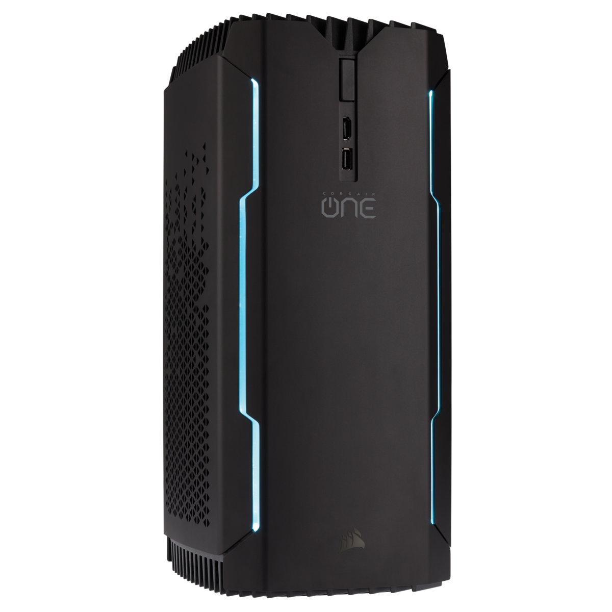 CORSAIR ONE Compact Gaming PC I7-7700, NVIDIA® GeForce GTX 1070, 16GB DDR4-2400, 240GB SSD, 1TB HDD (Refurbished) $1,099.00 $1099