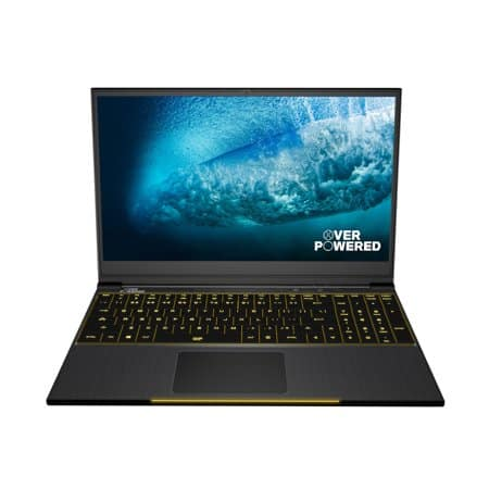 OVERPOWERED Gaming Laptop 15+, 2 Year Warrant, 144Hz, Intel i7-8750H, NVIDIA GeForce GTX 1060, Mechanica LED Keyboard, 256 SSD, 1TB HDD, 16GB RAM, Window 10 $899