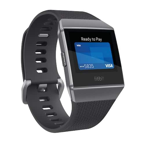 Fitbit Ionic Smart Fitness Watch $299.99 + $90 Kohl's Cash + $15 Yes2You Rewards $300