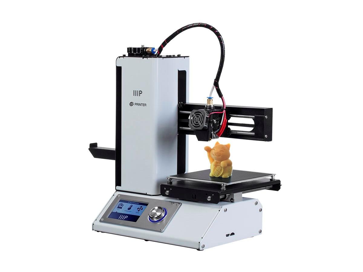 MP Select Mini v2 3D Printer $179.99 w/ Free Shipping @ Monoprice