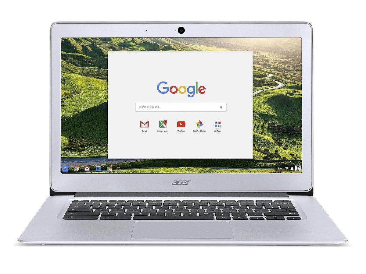 Acer Chromebook 14 Recertified - Celeron N3160 1.6GHz, 4GB RAM, 32GB, CB3-431-C3WS - $148.79 @ Rakuten